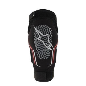 Alpinestars ALPS 2 ELBOW PROTECTOR black white red MTB Elbow Guard