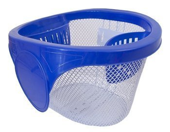 Kid's Front Bicycle Basket 20'' Blue