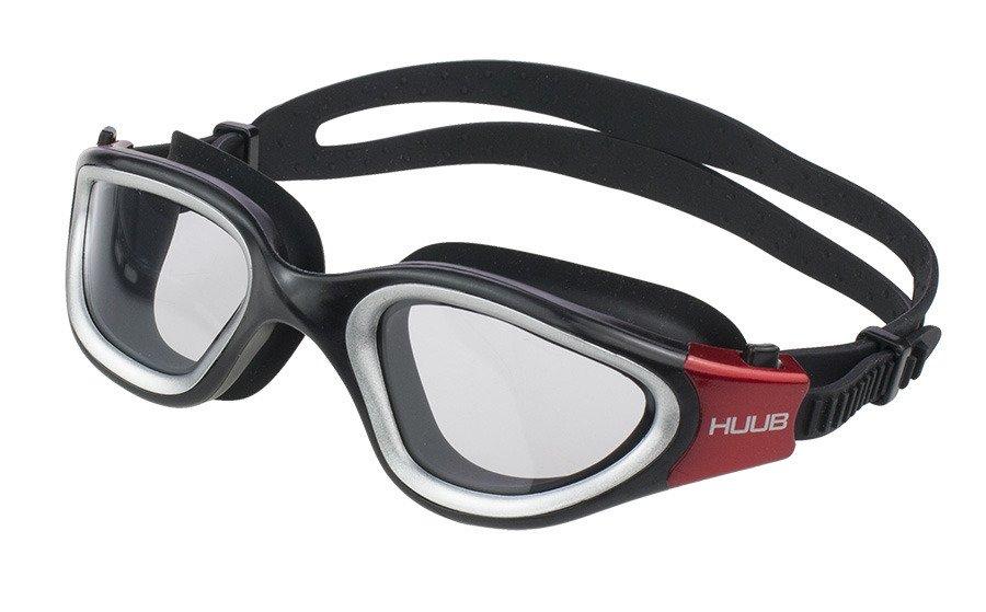 f0f9e78aa4e ... Huub Aphotic Photochromatic Goggle Black Red One Size Huub Swimming  Goggles ...