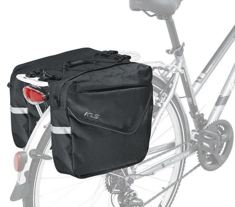 Rear Pannier Bag Kellys Adventure 20 L Bicycle Trunk