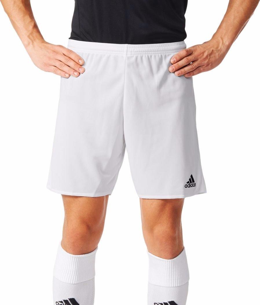 Shorts adidas PARMA16 AJ5880 white and black - Football ...