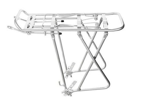 "Aluminium Bike Carrier Rack 24""-26""-28"" Adjustable"