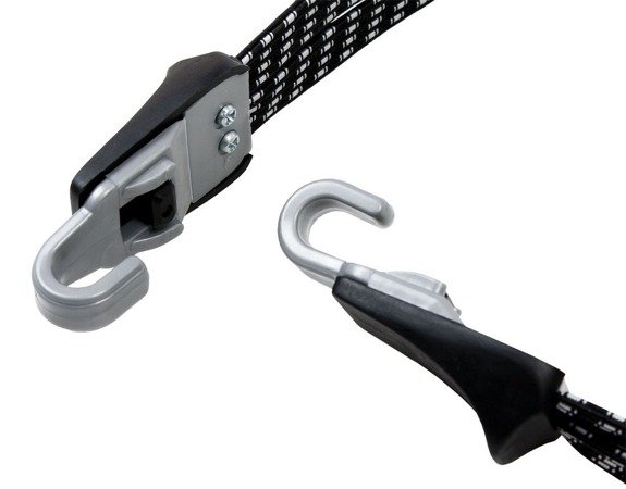 Elasticated Strap with Hooks