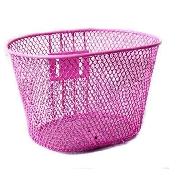 Kid's Bicycle Basket Pink