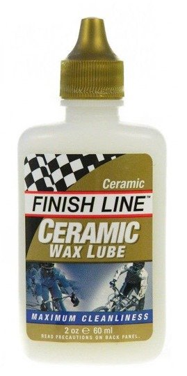 Olej Finish Line CERAMIC WAX LUBE  parafinowy  60ml butelka