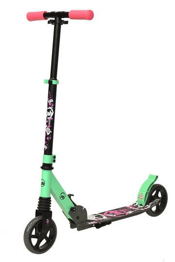 Scooter Stunt Allright proskate black/green1003