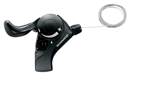Shift Lever Shimano TX-30 left 3-speed