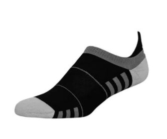 Socks Inmove Mini fitness Deodorant black-grey