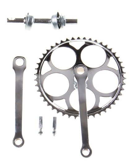 Wigry Crankset 46T 165mm Wide Chain