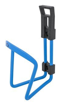 Alu Star Bottle Cage Blue