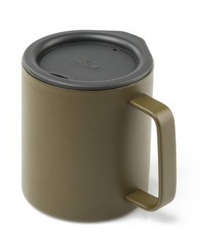 GSI GLACIER STAINLESS CAMP CUP - olive