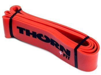 Thorn+Fit WIDERSTANDSBAND - TRAININGSBAND LARGE Rot 208x6,40x0,45 cm