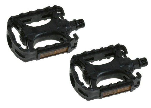 Bicycle Pedals MTB ball bearings pair  blister