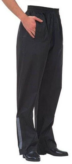Trousers FASTRIDER RAIN black